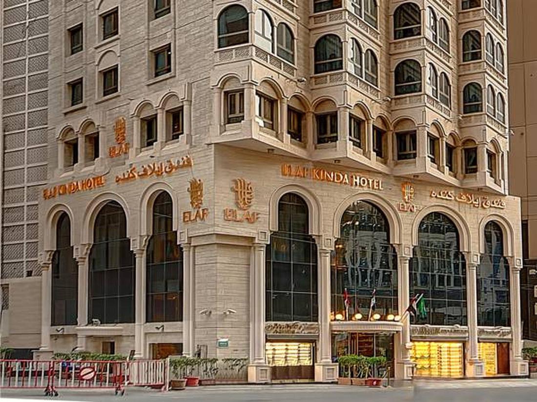 Best Price On Elaf Kinda Hotel In Mecca Reviews