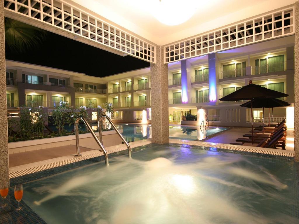 カンタリー ヒルズ ホテル20
