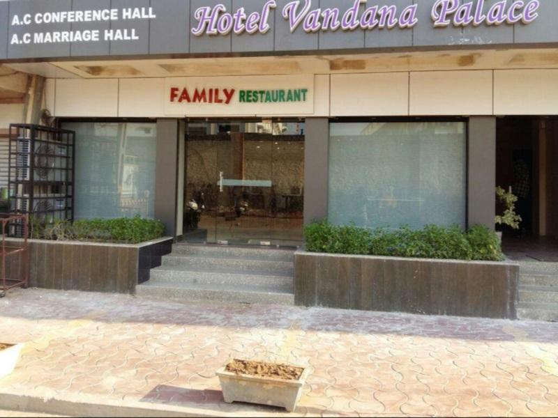 Hotel Vandana Palace, Surendranagar