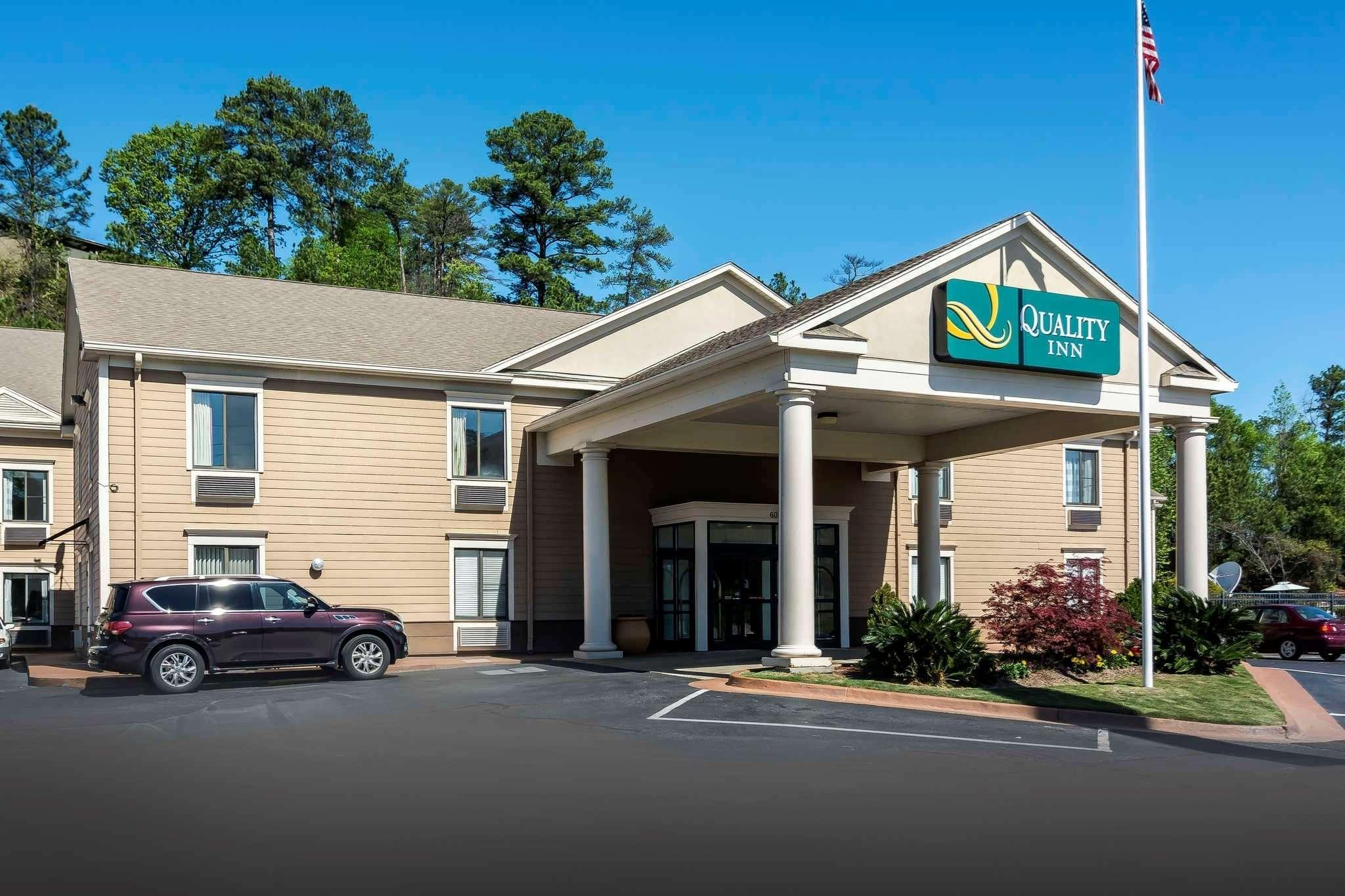 Quality Inn Phenix City Columbus, Russell