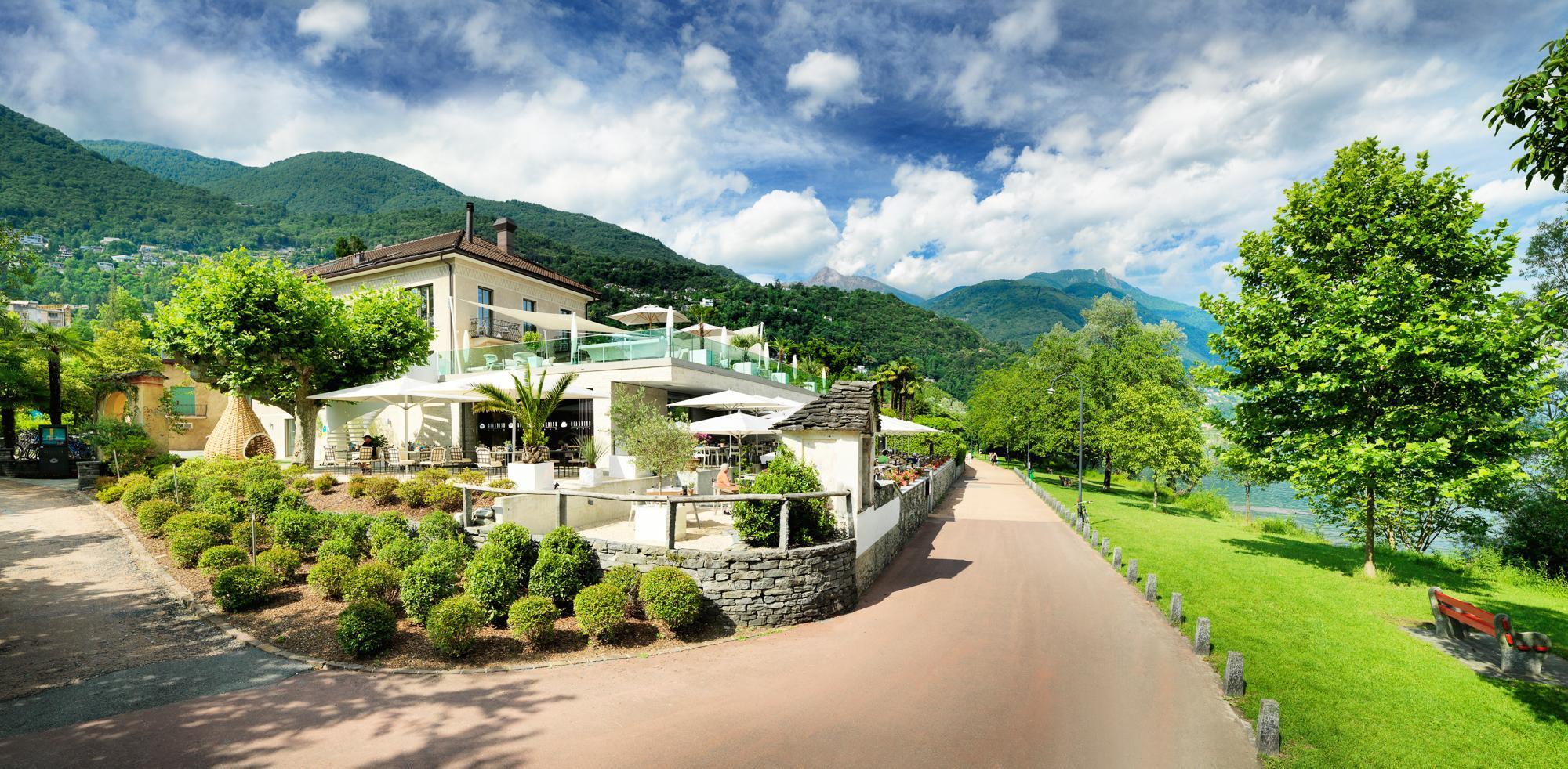 Hotel Giardino Lago, Locarno