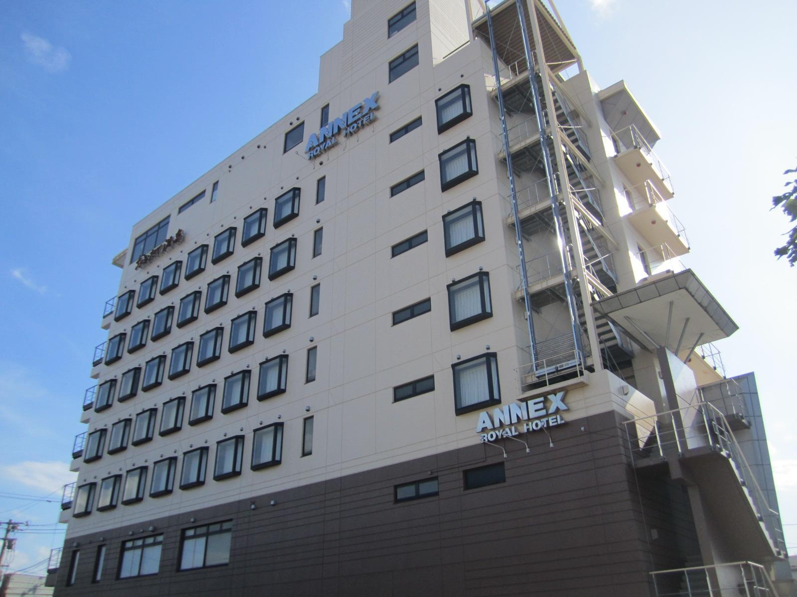 Annex Royal Hotel, Ōdate