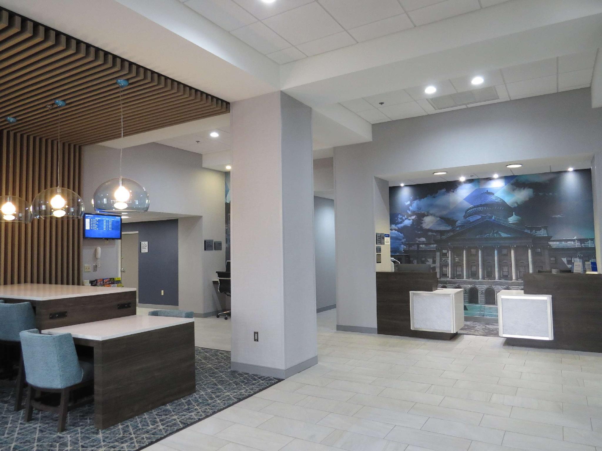 Best Western Plus Wilkes Barre-Scranton Airport Hotel, Luzerne