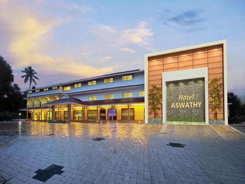 Hotel Aswathy, Thrissur