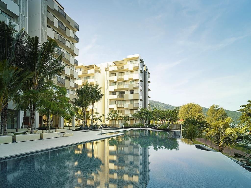 Beachfront Luxury Suites Batu Ferringhi, Pulau Penang