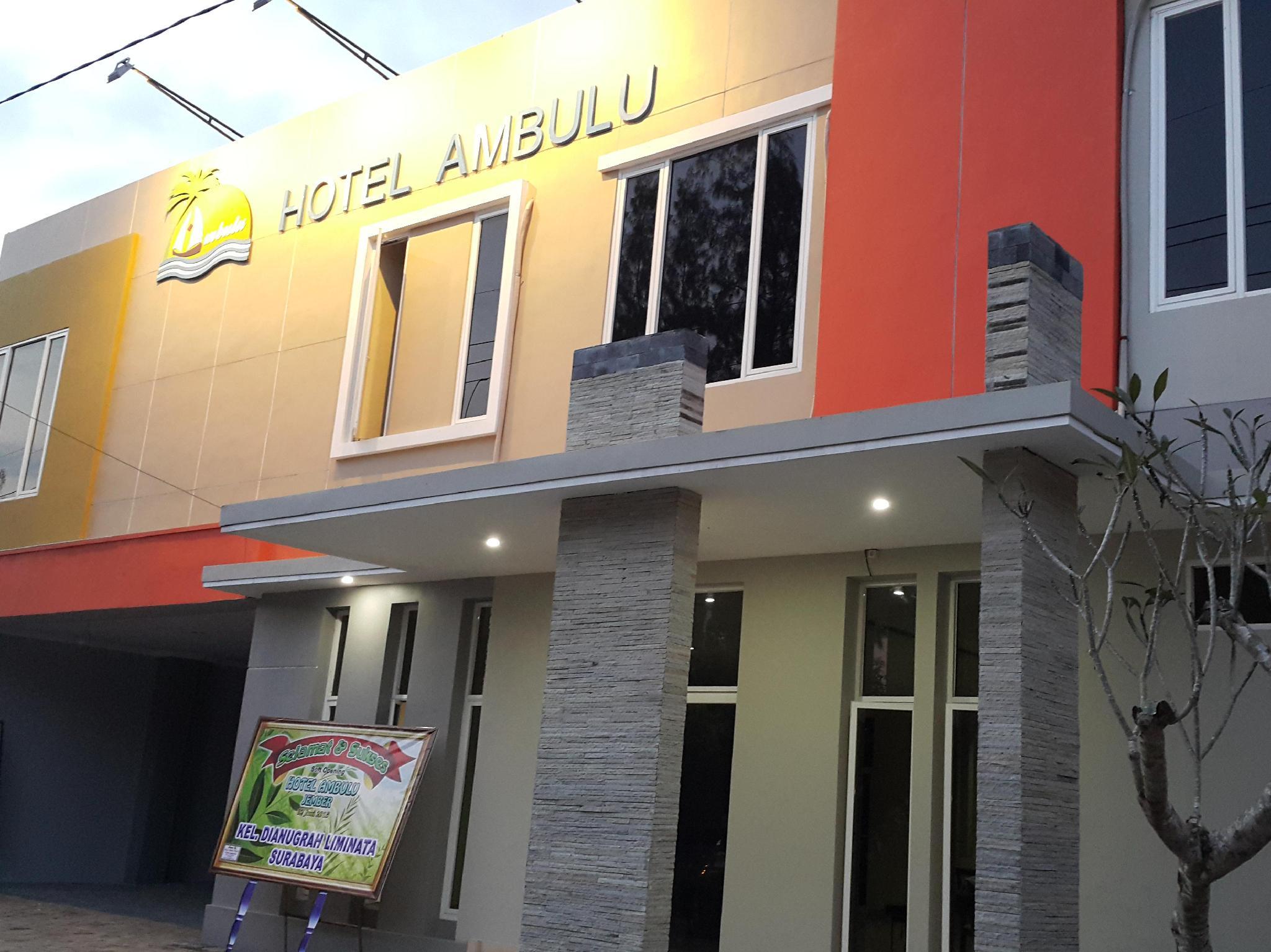 Hotel Ambulu, Jember