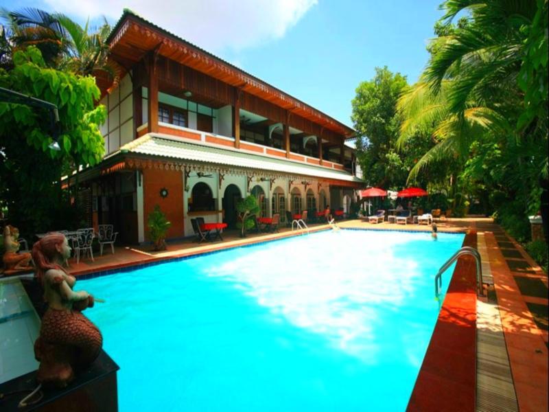 Vansana Hotel Ban Phonthan, Sisattanak
