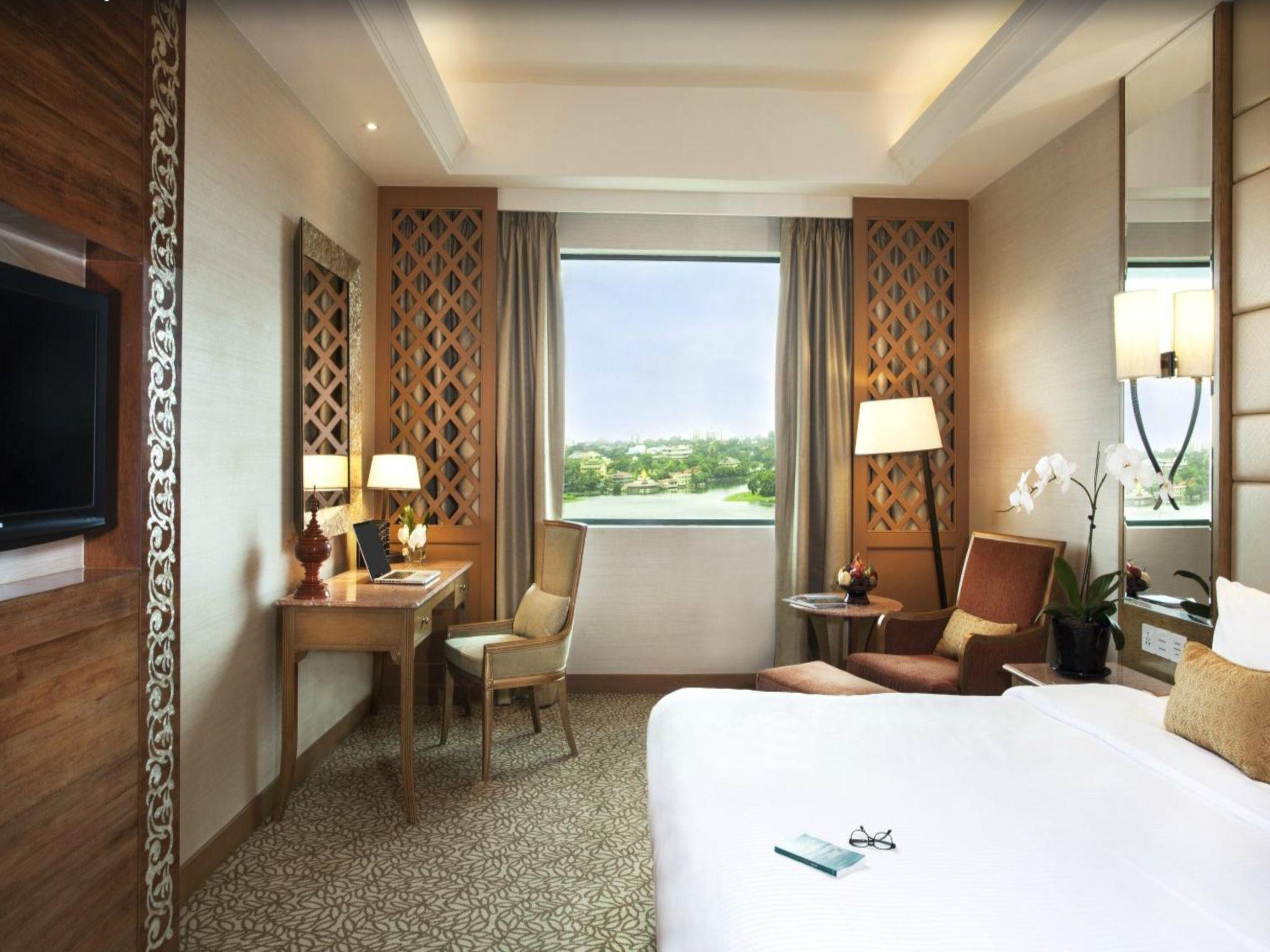 Sedona Hotel Yangon, Yangon-W