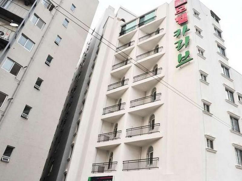 Hotel Carib, Yeonje
