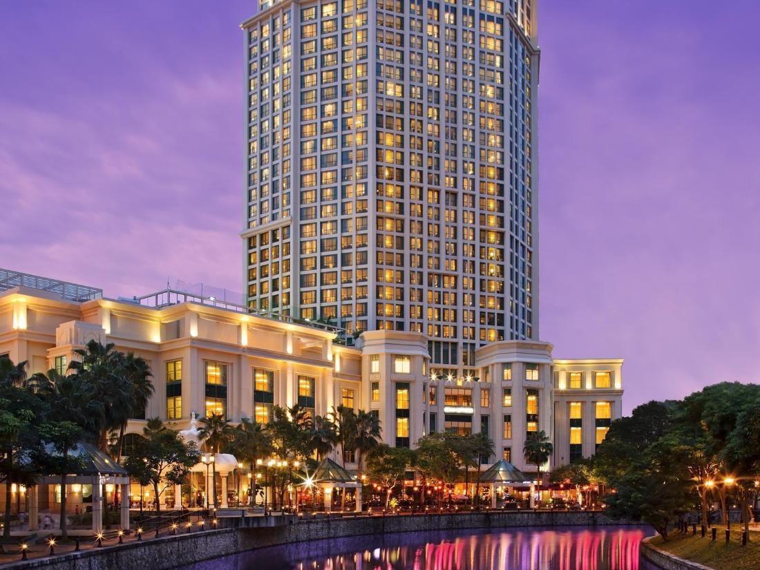 Book Grand Copthorne Waterfront Hotel Singapore, Singapore : Agoda.com