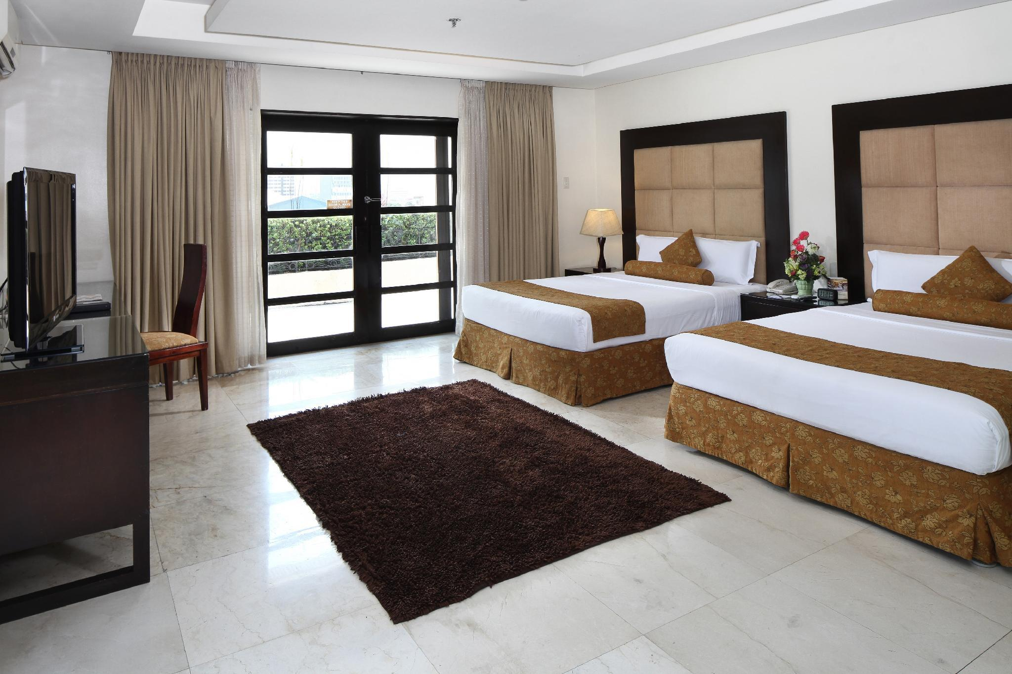 City Garden Suites Hotel, Manila