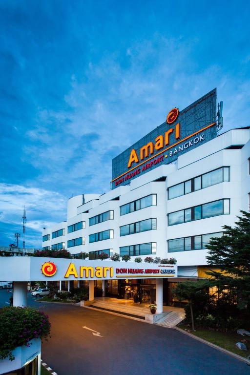 アマリ ドンムアン エアポート バンコクホテル3