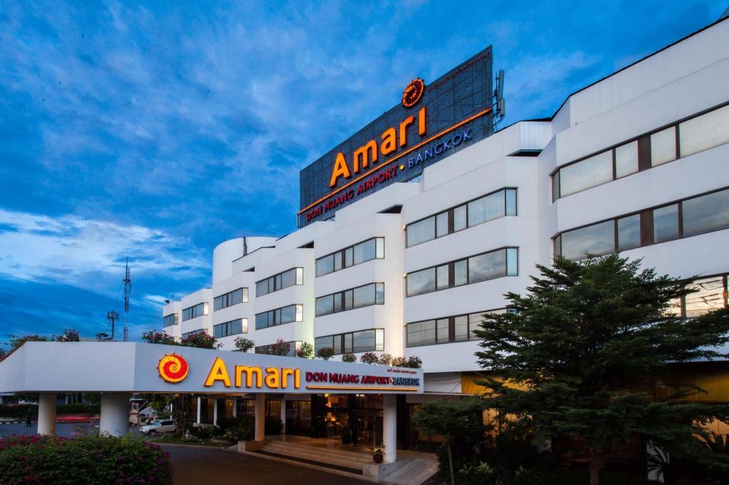 アマリ ドンムアン エアポート バンコクホテル1