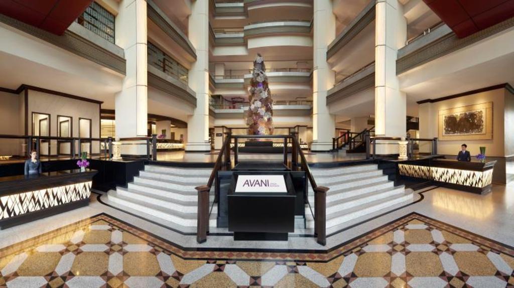 アマリ アトリウム ホテル2