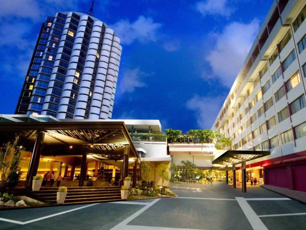 アンバサダー ホテル バンコク1