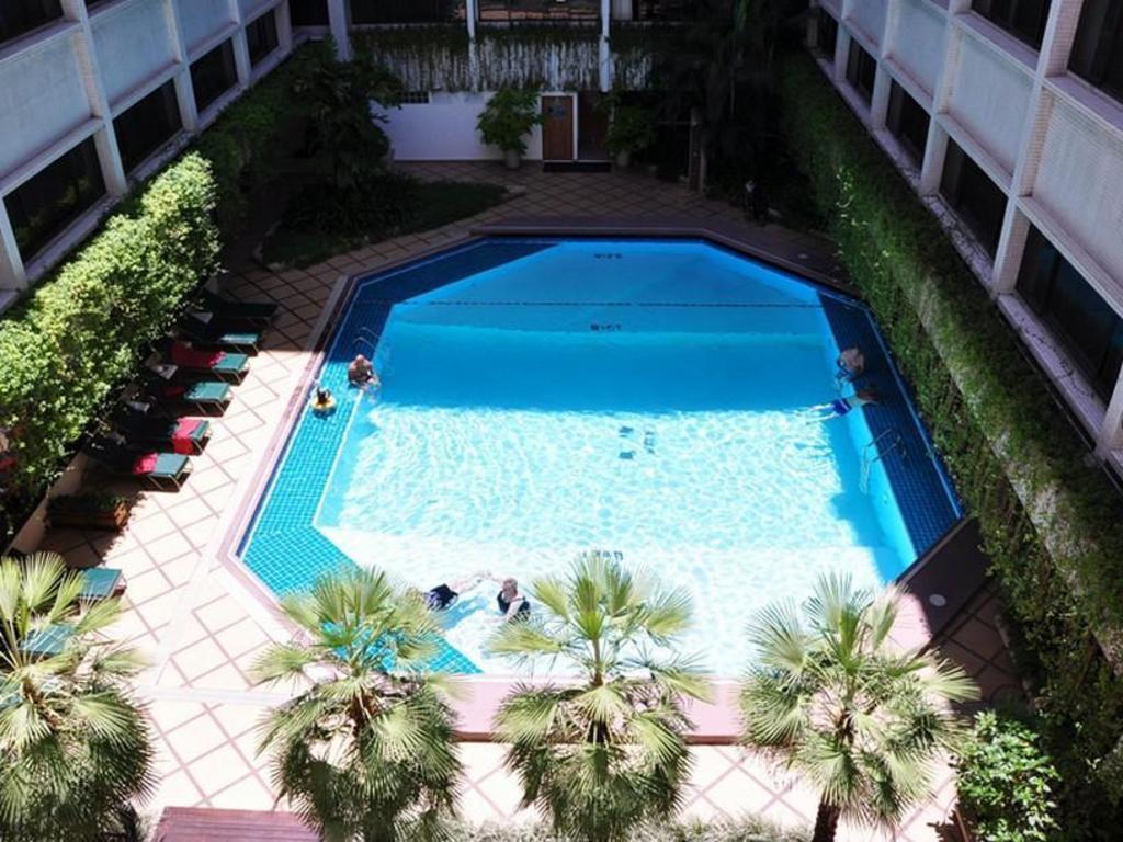 アジア ホテル バンコク6