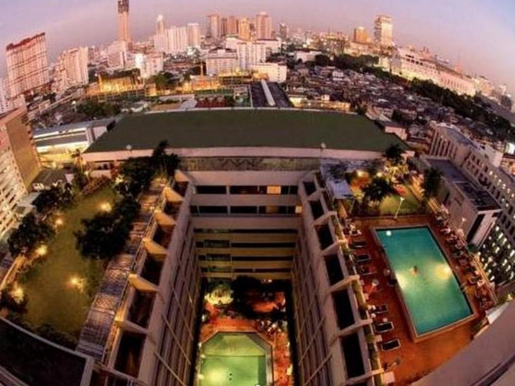 アジア ホテル バンコク20