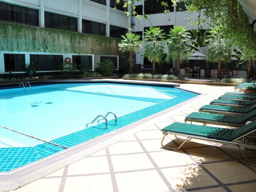 アジア ホテル バンコク1