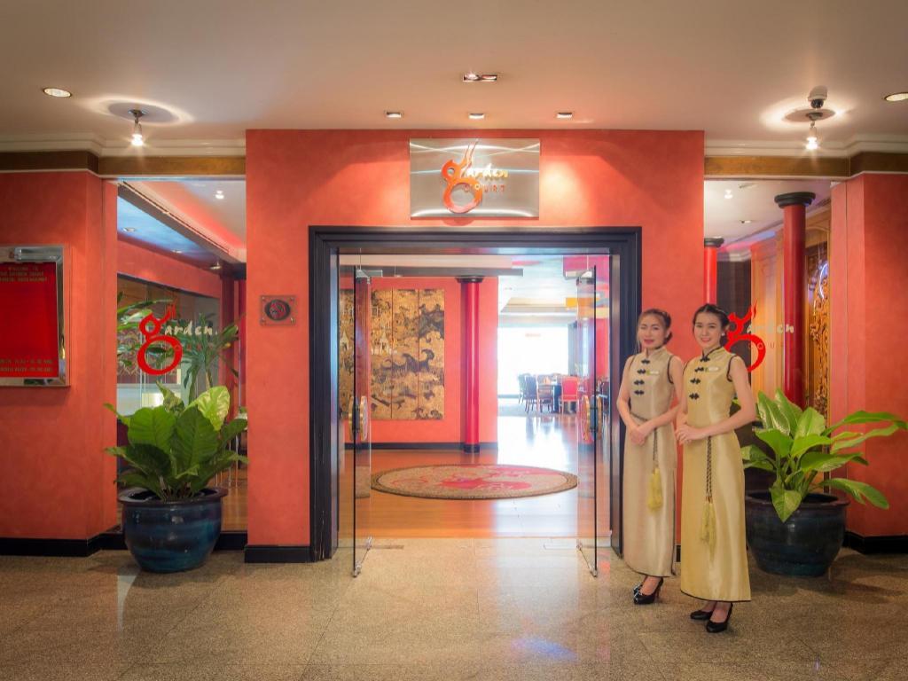 チャオパヤ パーク ホテル19