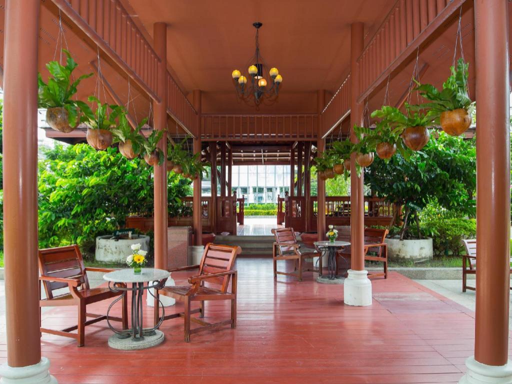 チャオパヤ パーク ホテル14