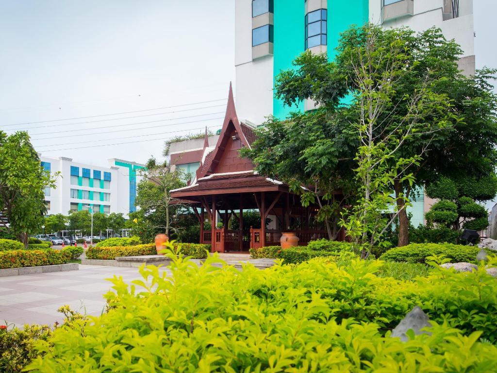 チャオパヤ パーク ホテル8