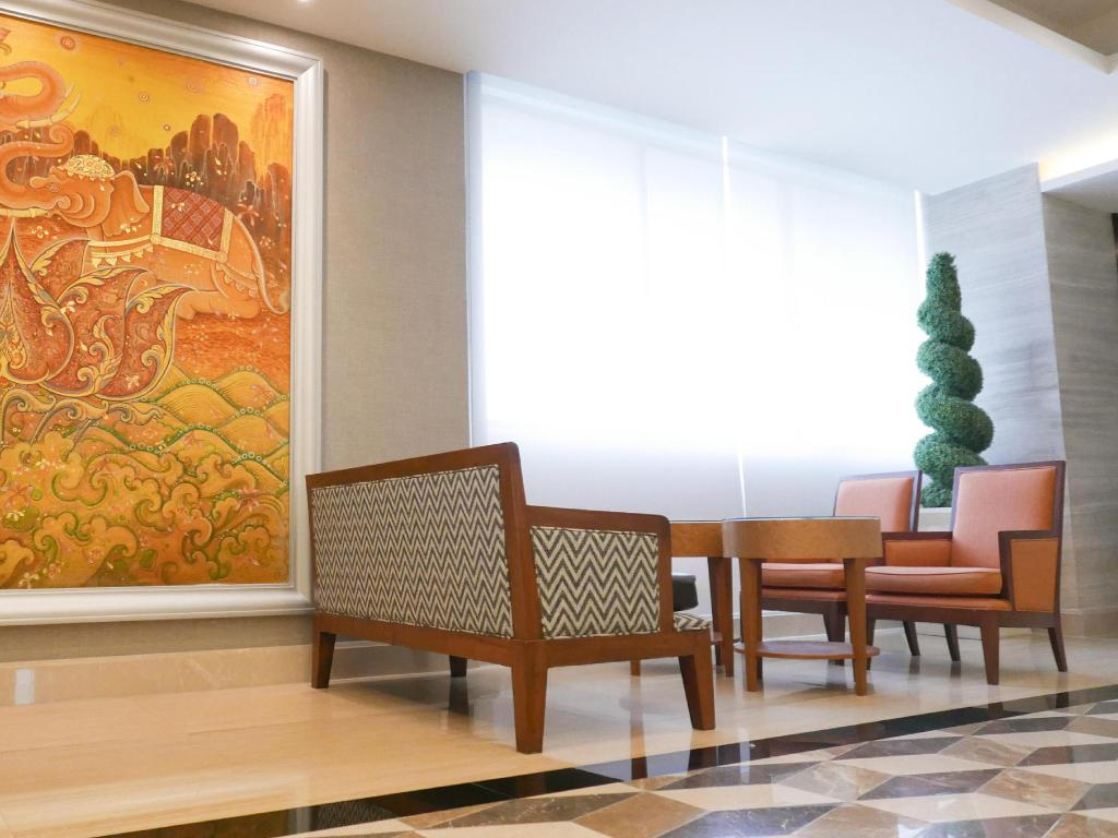 インドラ リージェント ホテル14