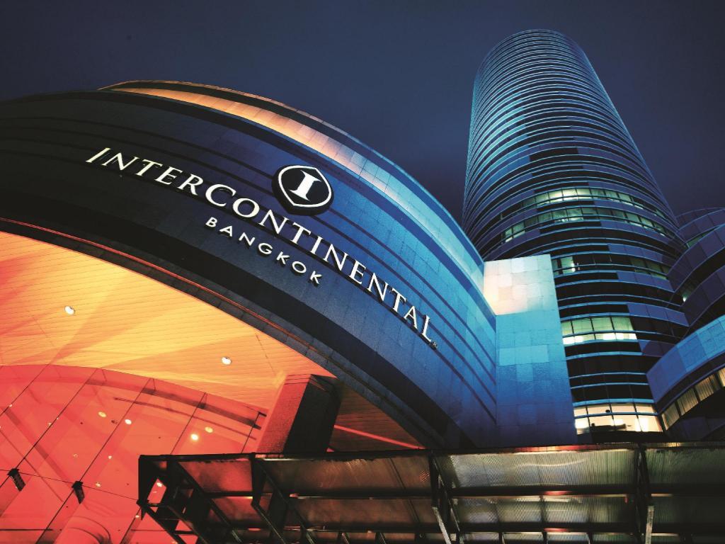 インターコンチネンタル バンコク ホテル1