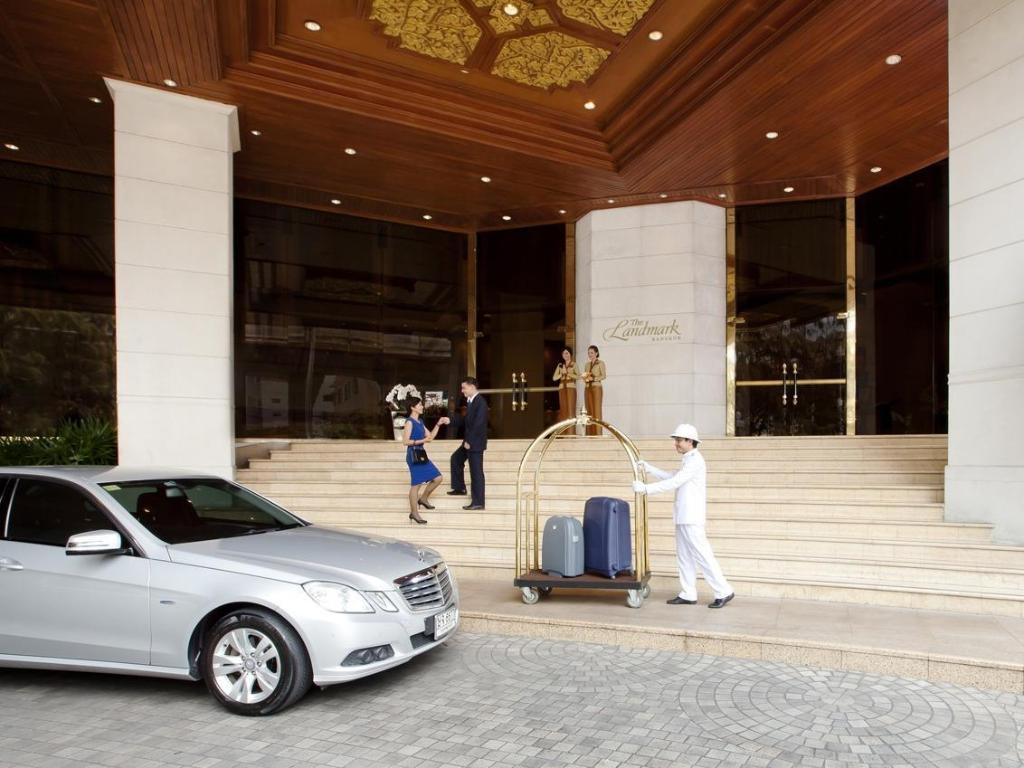 ザ ランドマーク ホテル バンコク9