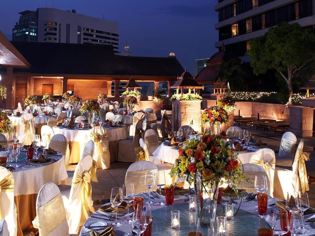 ザ ランドマーク ホテル バンコク11