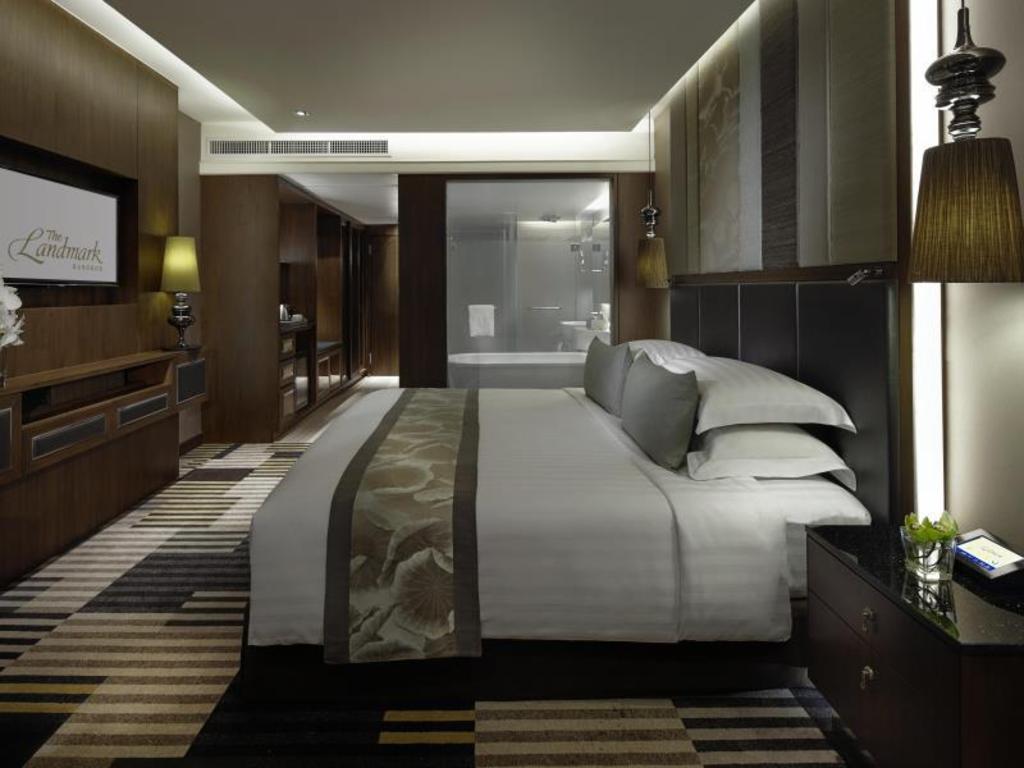 ザ ランドマーク ホテル バンコク2
