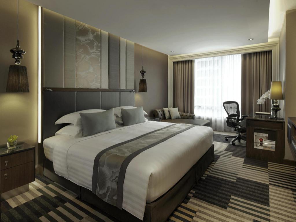 ザ ランドマーク ホテル バンコク17