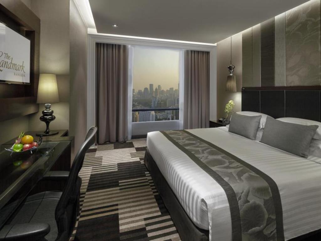 ザ ランドマーク ホテル バンコク3