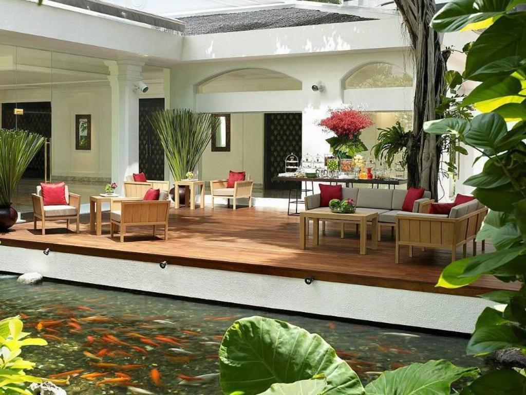 アナンタラ サイアム バンコク ホテル9