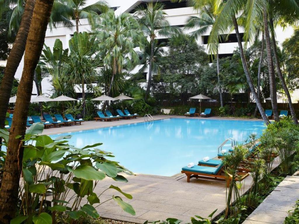 アナンタラ サイアム バンコク ホテル5