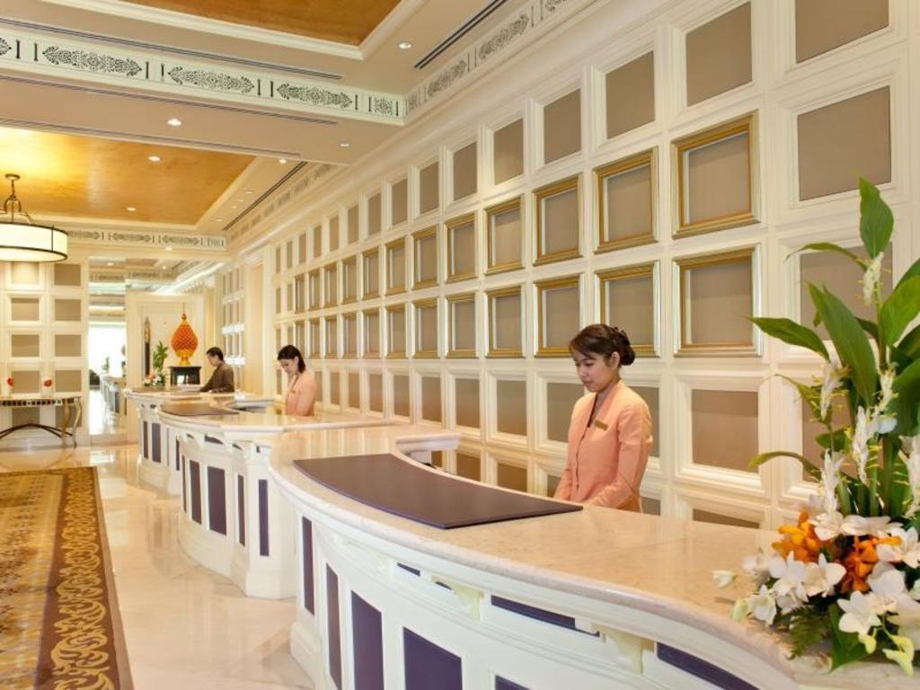 ドゥシタニ ホアヒン ホテル2