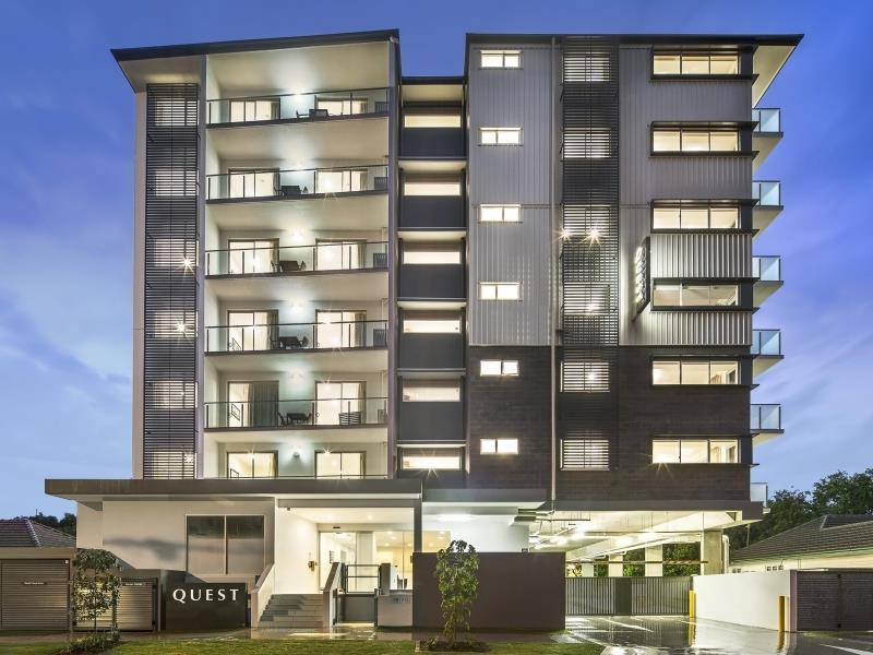 Quest Chermside on Playfield Apartments, Chermside