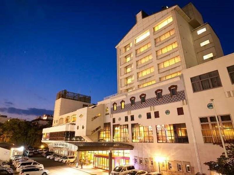 Yudaonsen Ubl Hotel Matsumasa, Yamaguchi