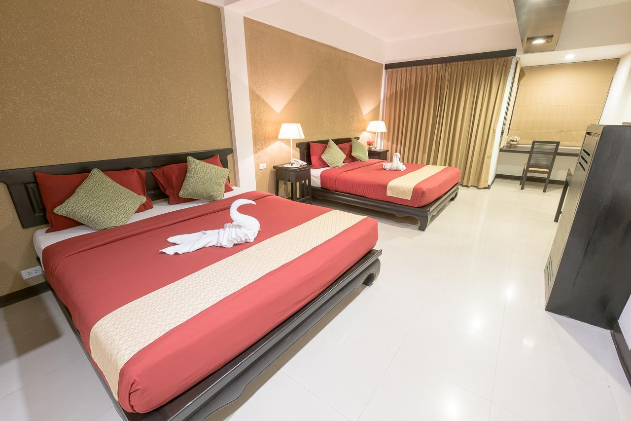 Siam Piman Hotel, Min Buri