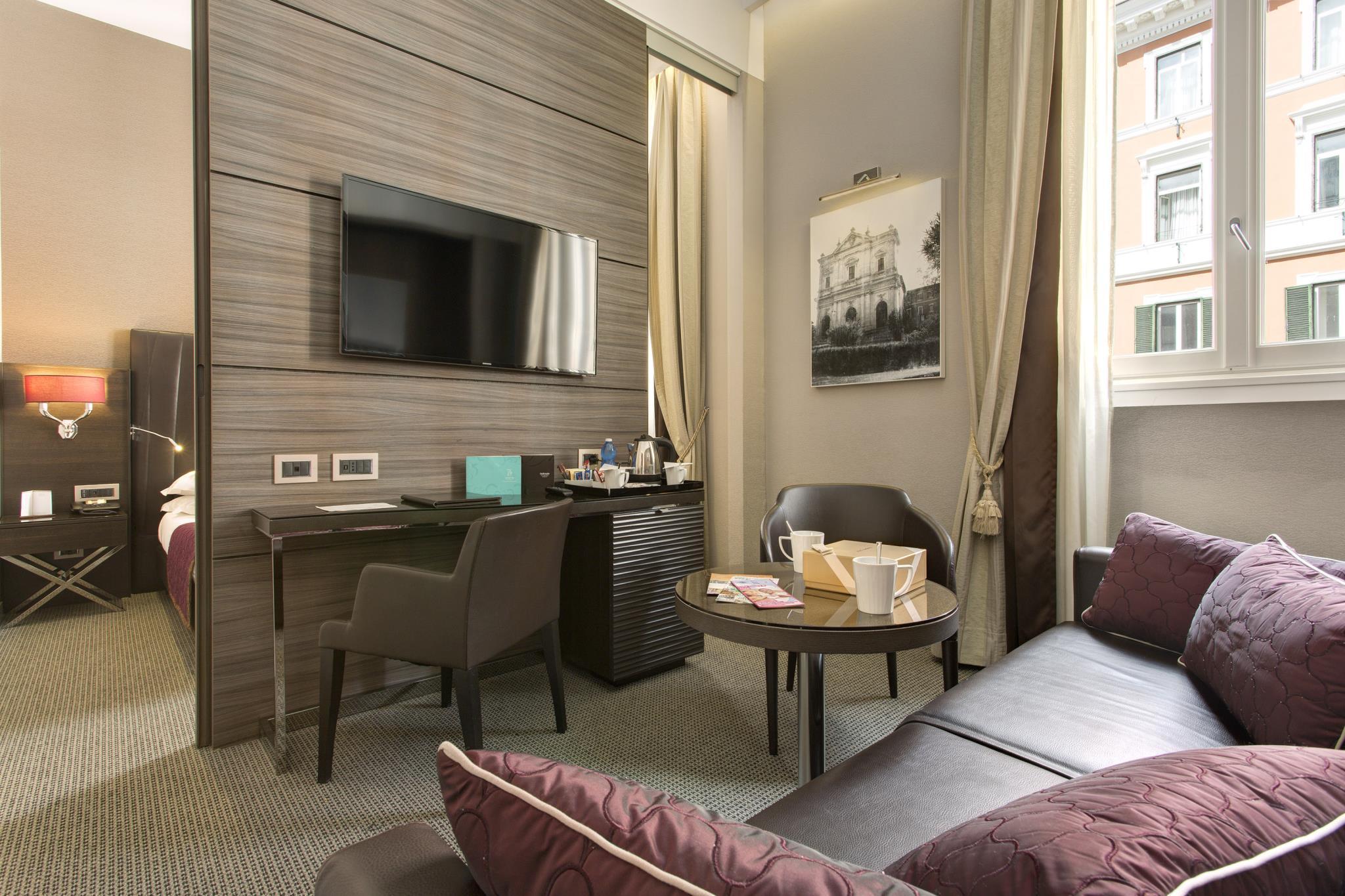Best Price On Artemide Hotel In Rome Reviews