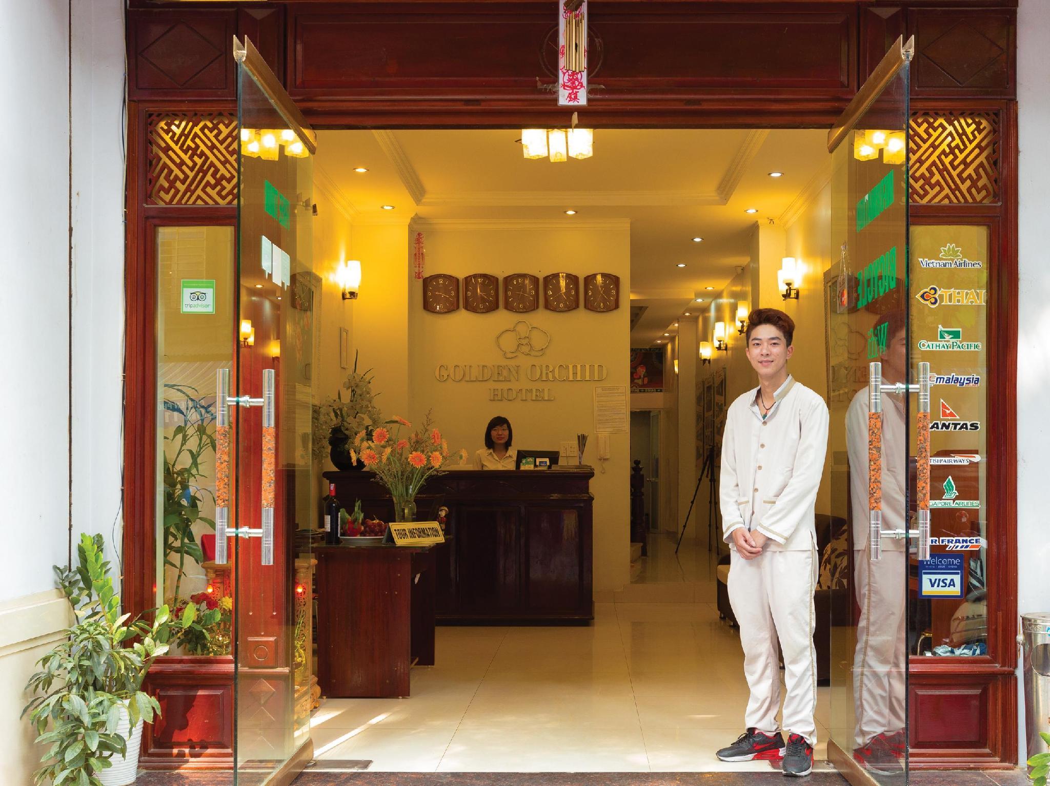 Golden Orchid Hotel, Hoàn Kiếm