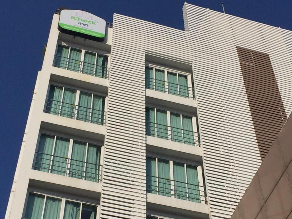 ベスト ウエスタン メイフェアー スイート ホテル8