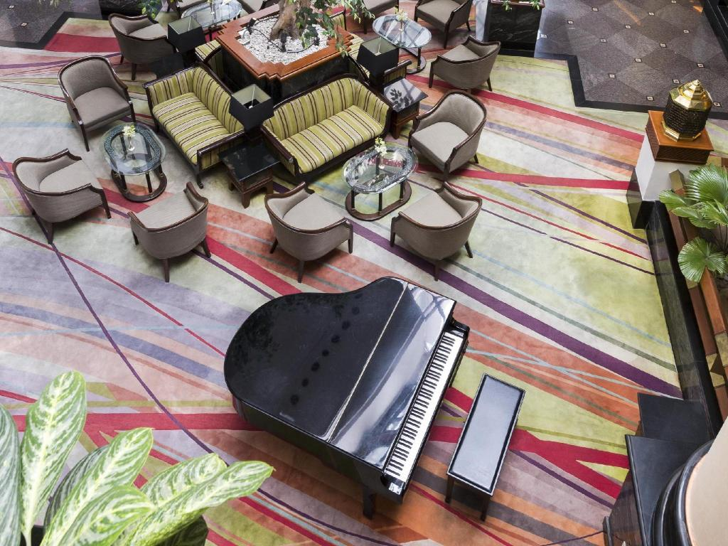 プルマン コンケーン ラジャ オーキッド ホテル18