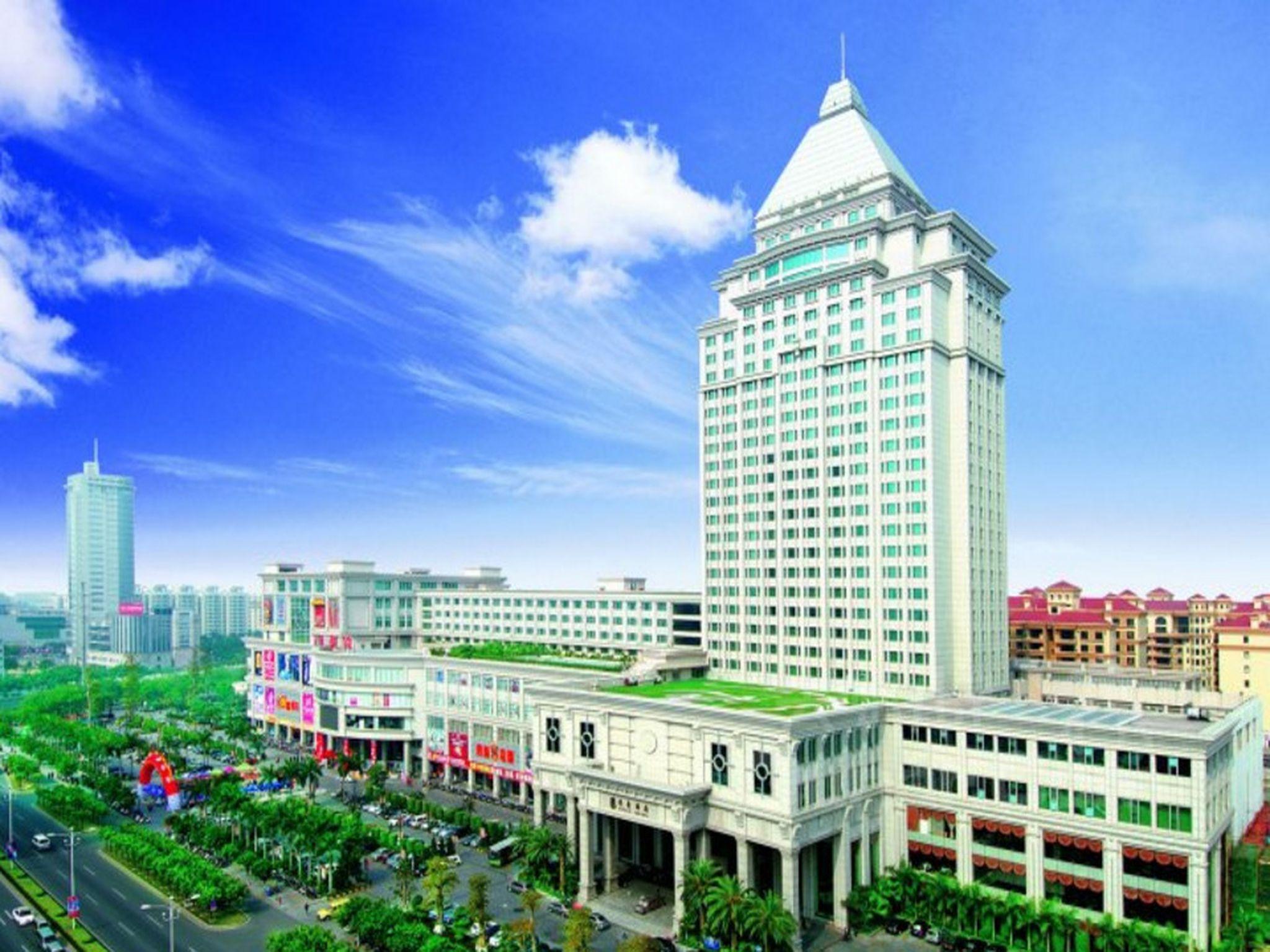 Yucca Hotel, Jiangmen