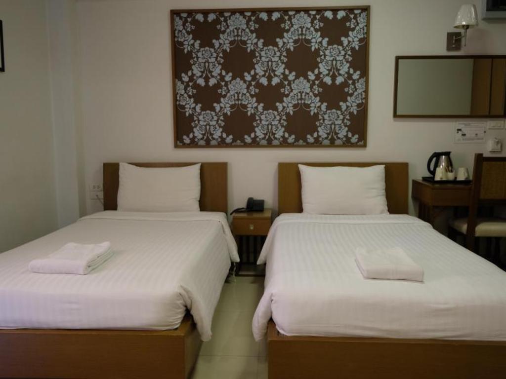 ザ アイボリー スワンナプーム ホテル18