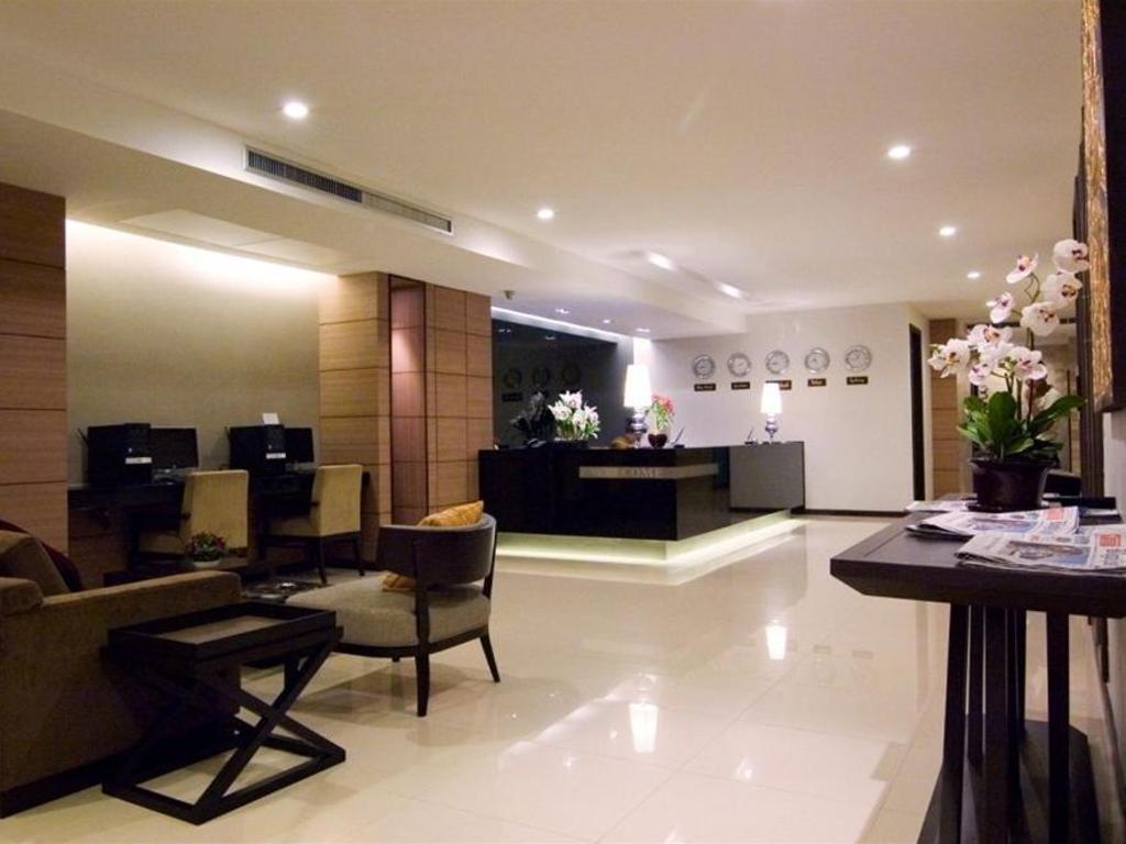 ザ ダーウィン バンコク ホテル18