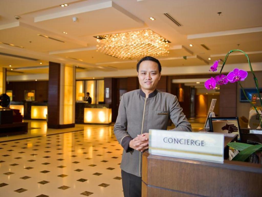 プレシデント パレス ホテル17