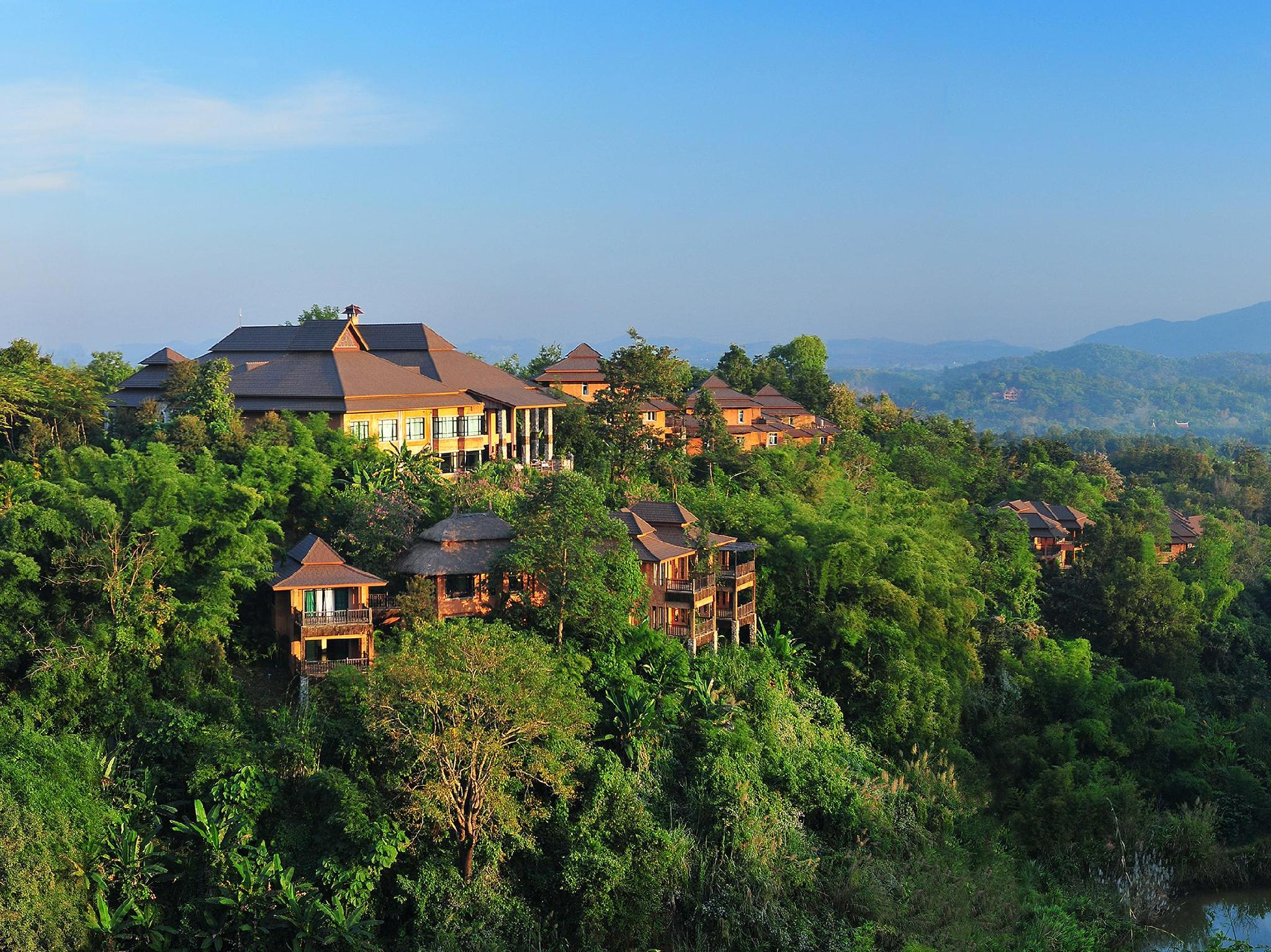 Katiliya Mountain Resort Spa Chiang Rai