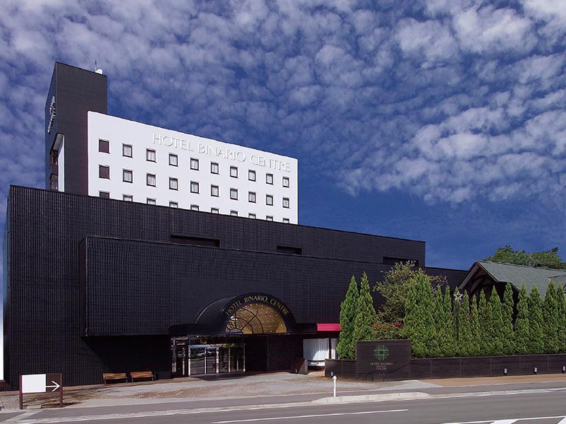 Hotel Binario Komatsu Centre, Komatsu