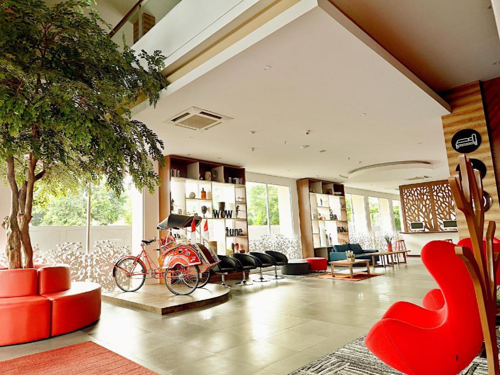 Laxston Hotel Yogyakarta Indonesia