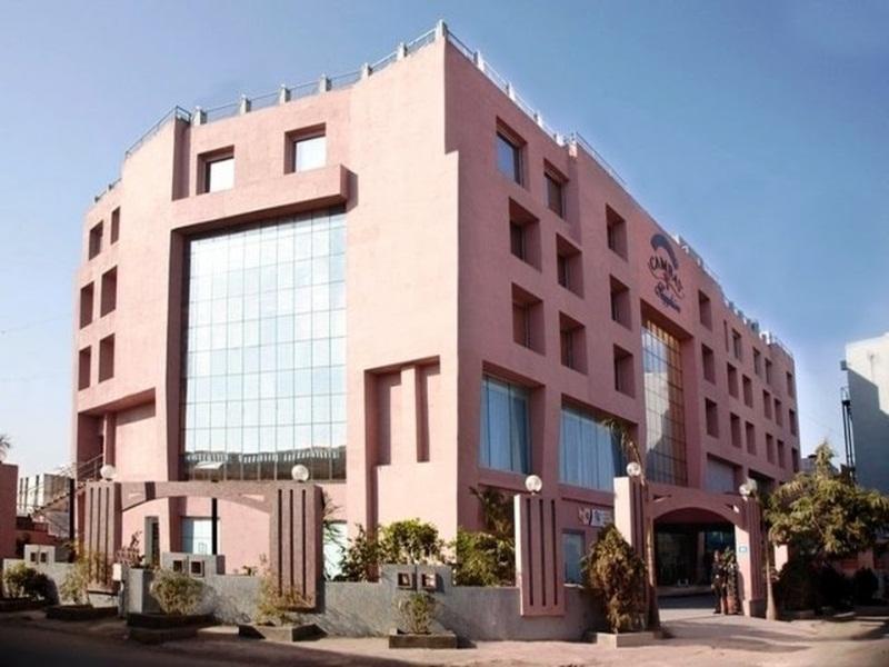 Cambay Sapphire Hotel, Ahmadabad